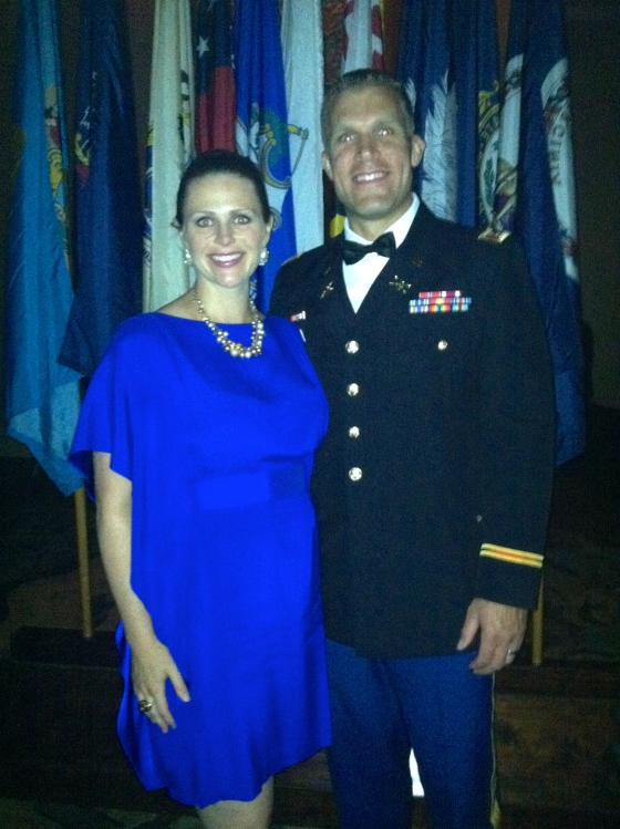 Army Ball 2013 28 Weeks Pregnant