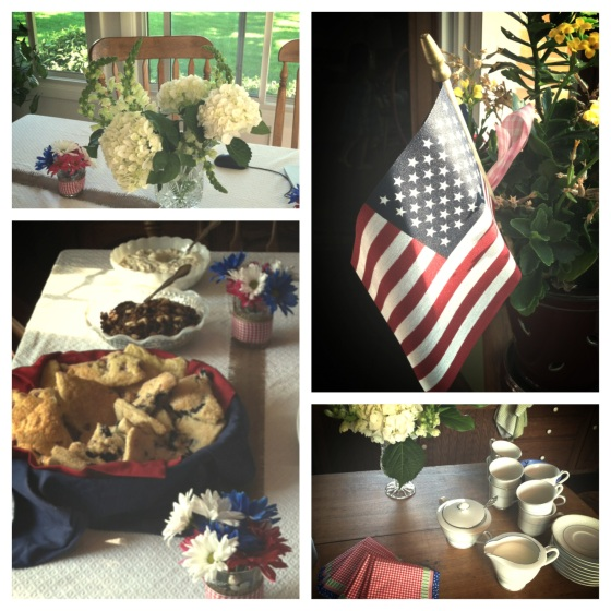 Patriotic Baby Shower