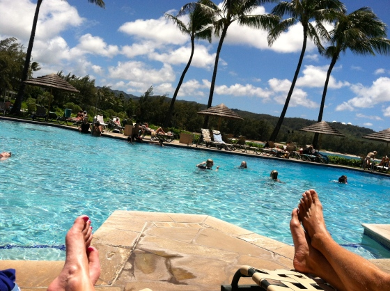 Turtle Bay Resort Babymoon