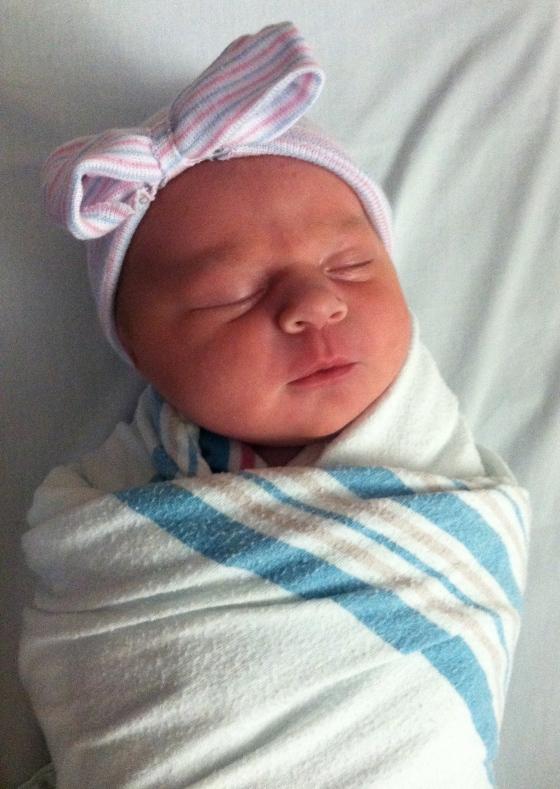 Baby Liesl