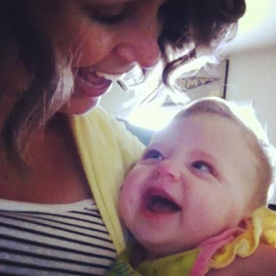 Liesl 8 Months