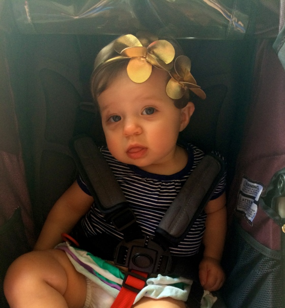 Liesl 9 Months