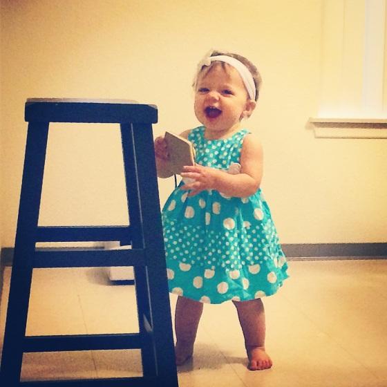 Liesl: 10 Months