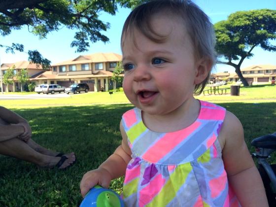 Liesl 11 months