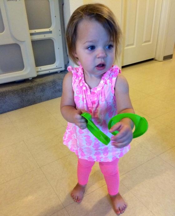 Liesl 18 Months