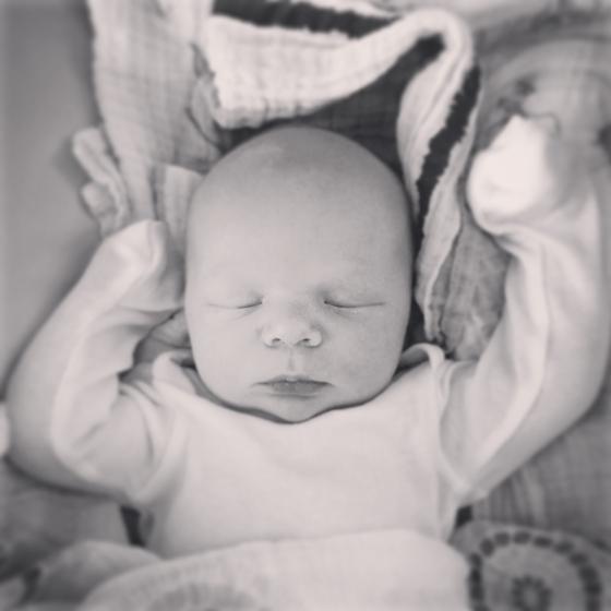 August Thomas Birth